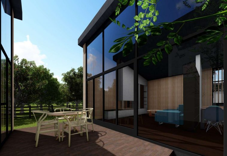 CONCEPT LINDEN HOUSE – SINGLE FAMILY HOUSE